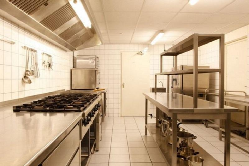 Seven Hills Groesbeek, keuken