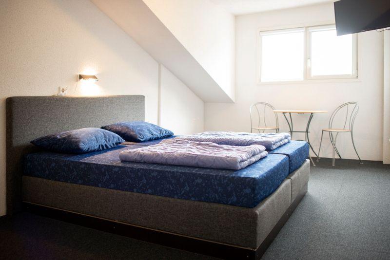 Seven Hills Groesbeek, slaapkamer