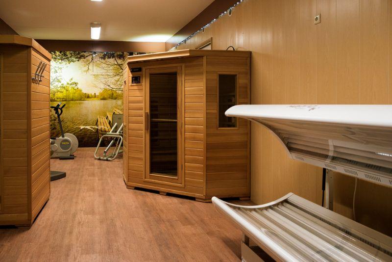 Seven Hills Groesbeek, sauna