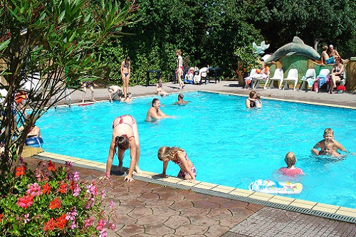 Zwembad Groesbeek, sfeerimpressie
