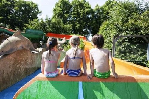 Zwembad Groesbeek, waterglijbaan