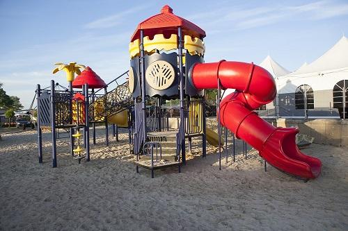 Groepsaccommodatie Groesbeek, speeltuin